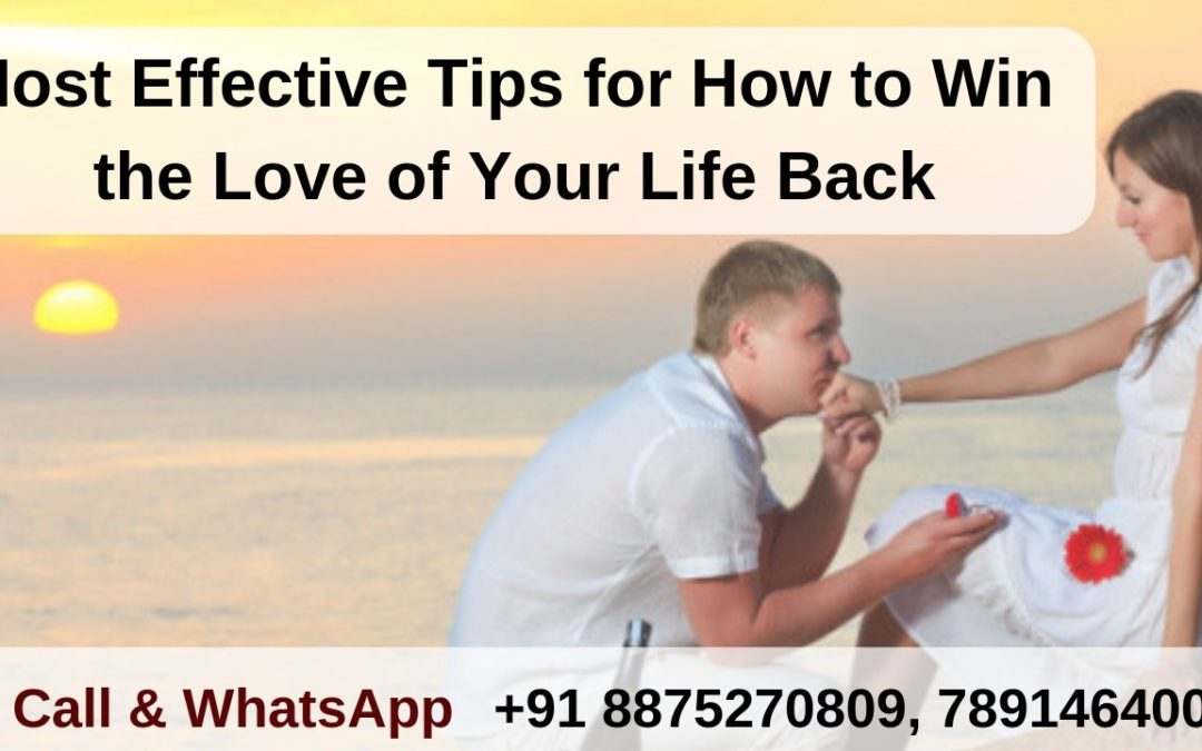 Most Effective Tips for How to Win the Love of Your Life Back