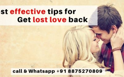 Most effective tips for get lost love back – Get my Love back
