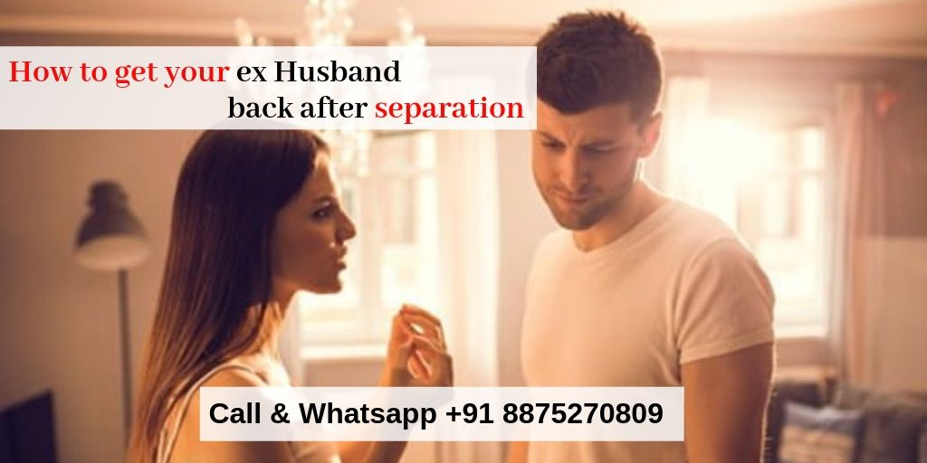 how to make my husband miss me during separation Archives