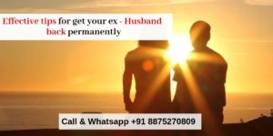 Most effective tips for get your ex Husband back permanently
