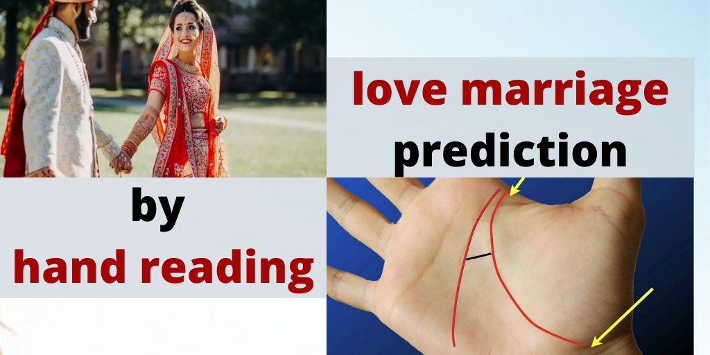 Love marriage prediction by hand reading – Astrology Support