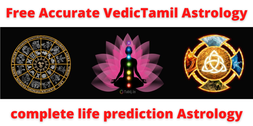 Free Accurate Vedic Tamil Astrology – Complete Life Prediction Astrology