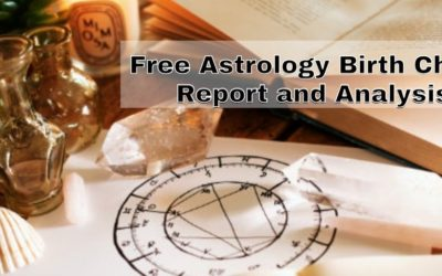 Free Astrology Birth Chart Report and Analysis – Astrology Support