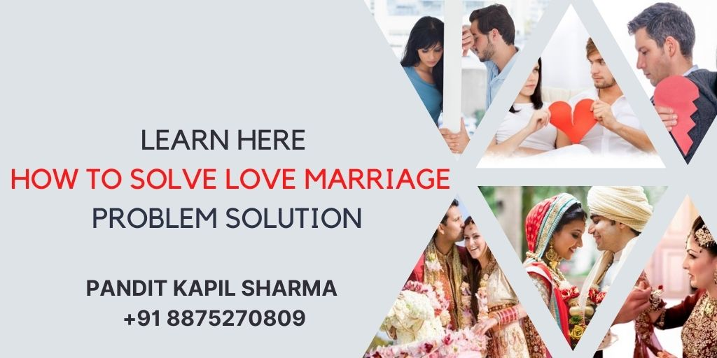 Learn Here How to Solve Love Marriage Problem – Astrology Support