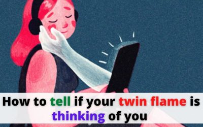 How to tell if your twin flame is thinking of you – Astrology Support