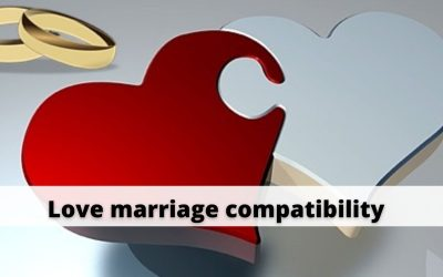 Love Marriage Compatibility – Astrology Support